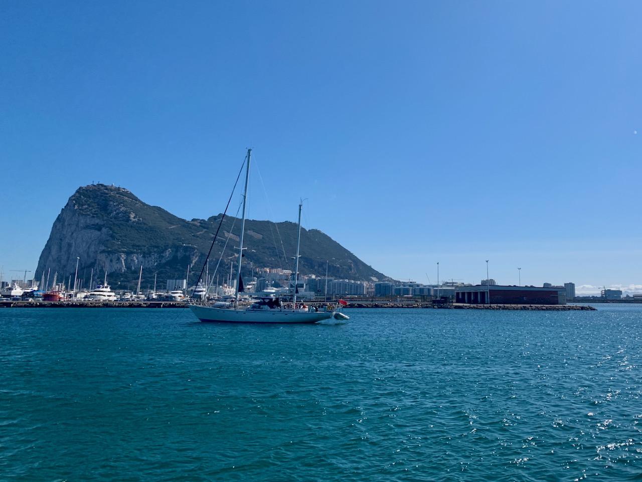 Гибралтарская скала Ла Линия