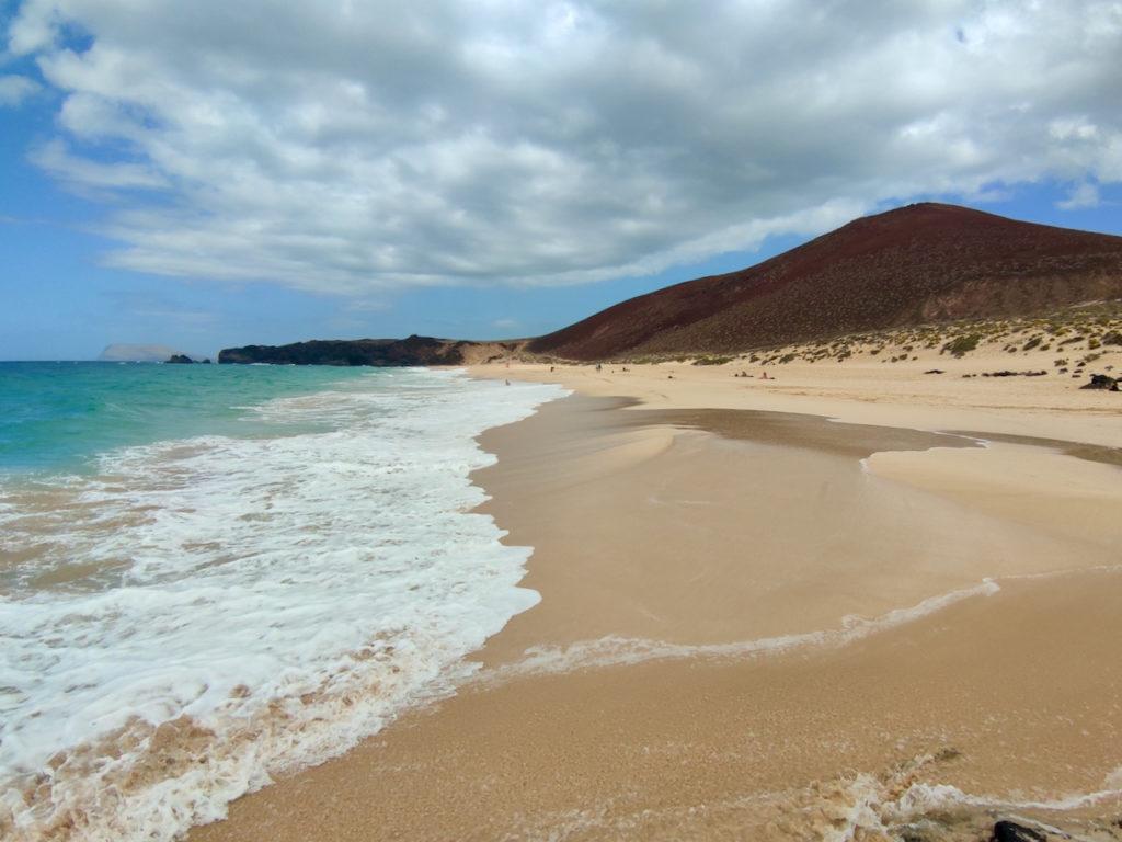 Playa de las Conchas