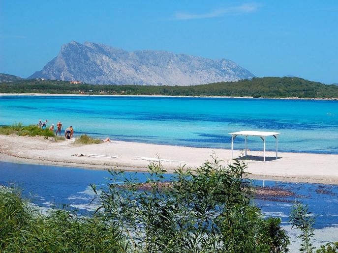 Сардиния пляж