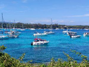 леринские острова яхты