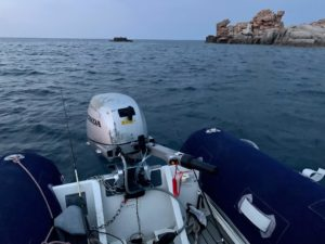остров Кавалло Корсика тузик