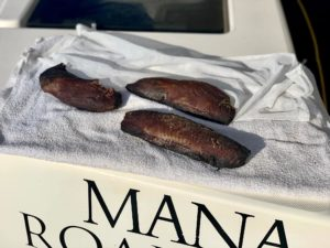 мохамо вяленый тунец