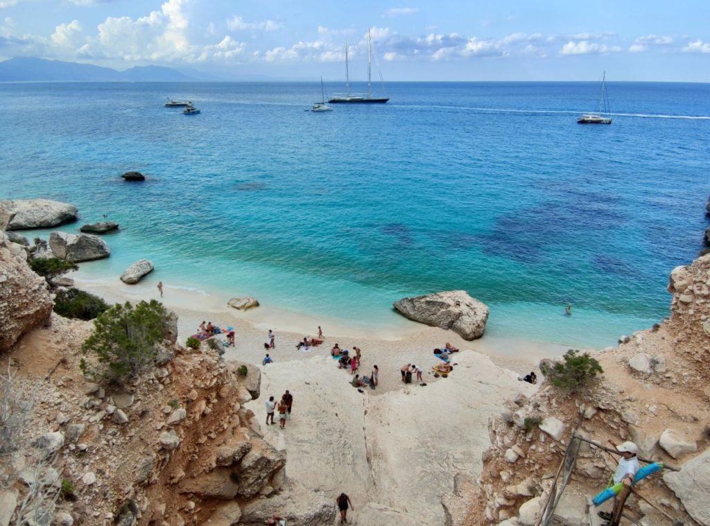 пляж Голоритце