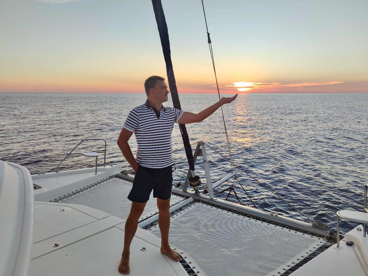 Марат Насыров капитан закат