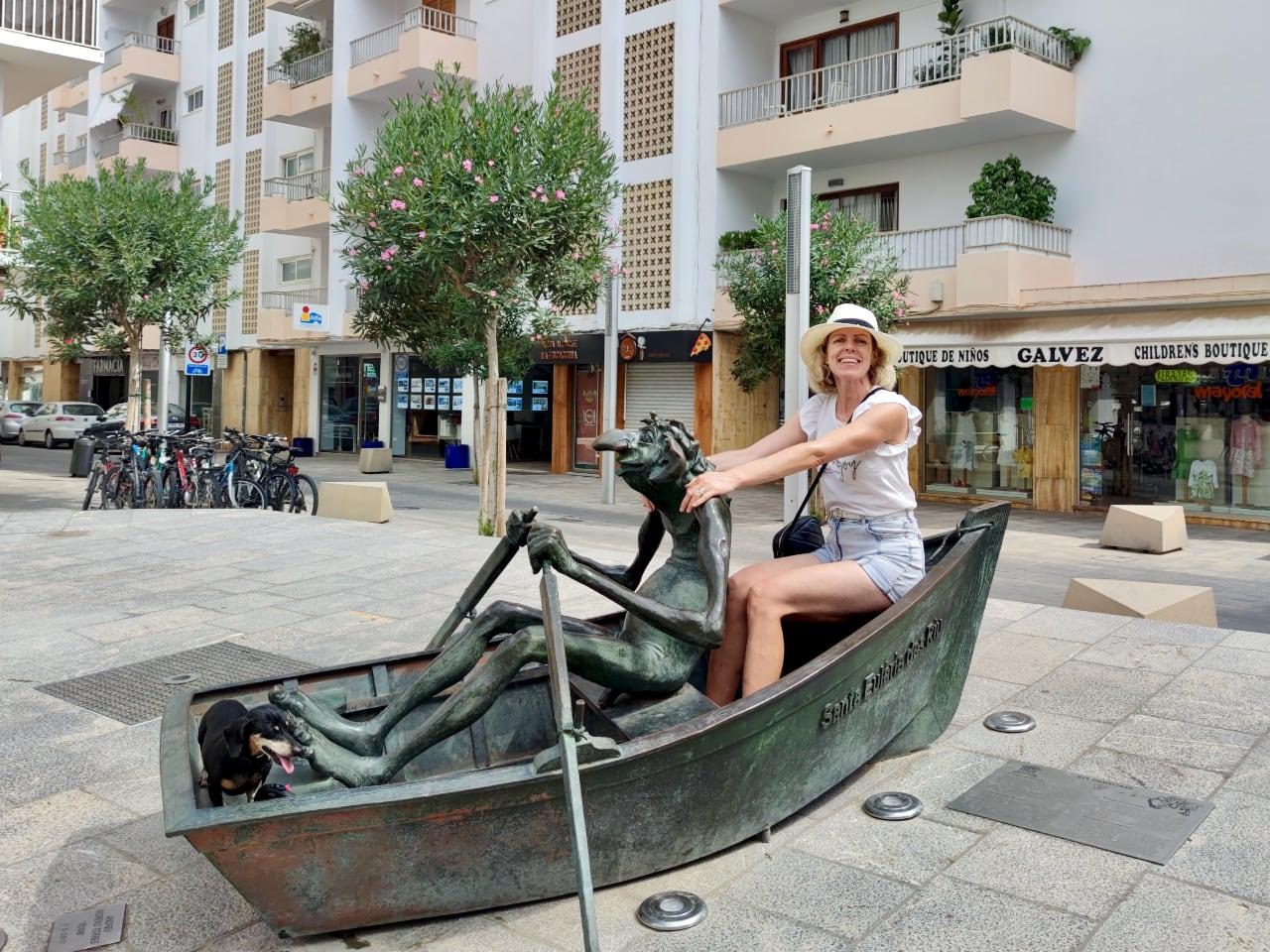 Санта Эулалия эльф лодка