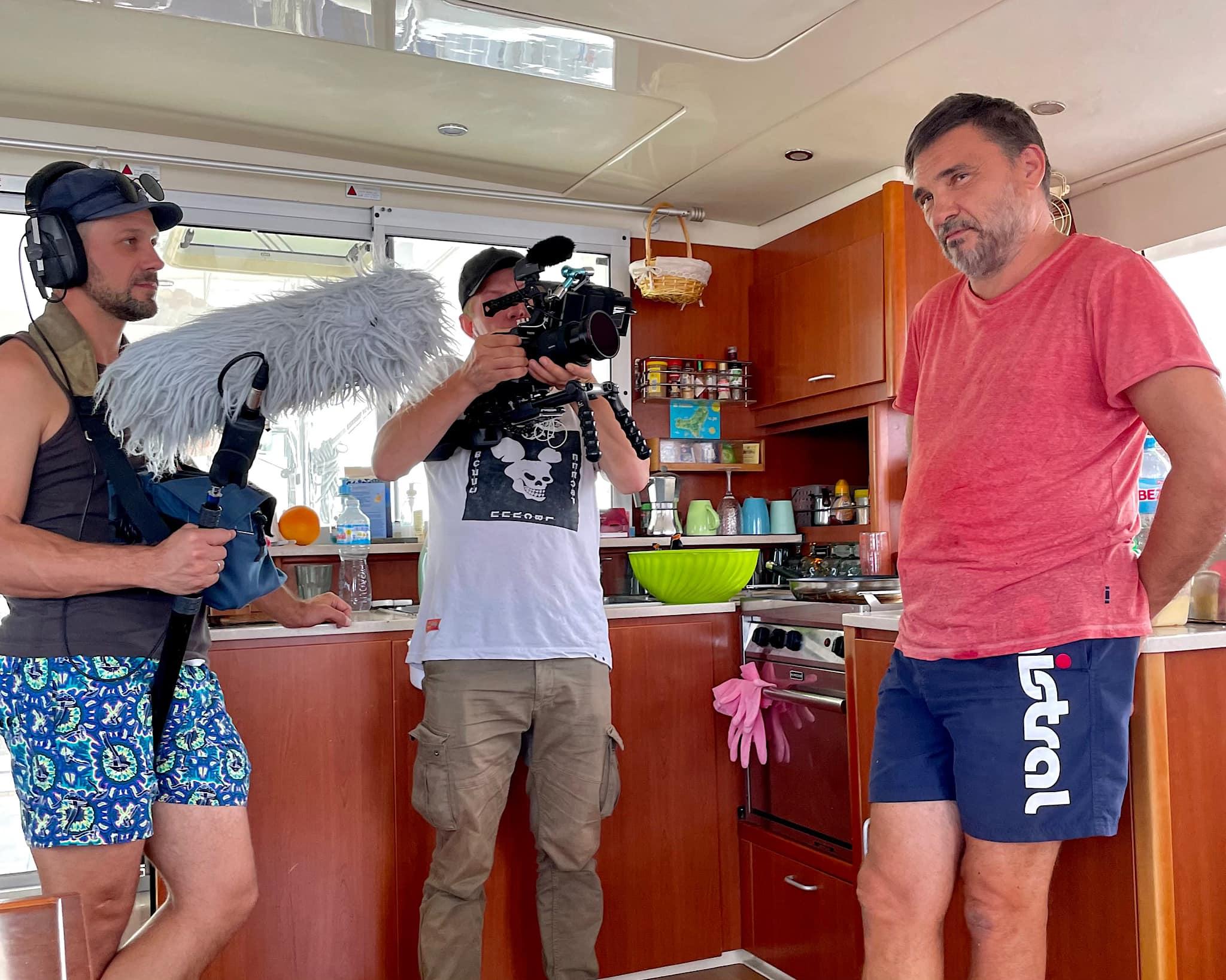 документальный фильм морские цыгане