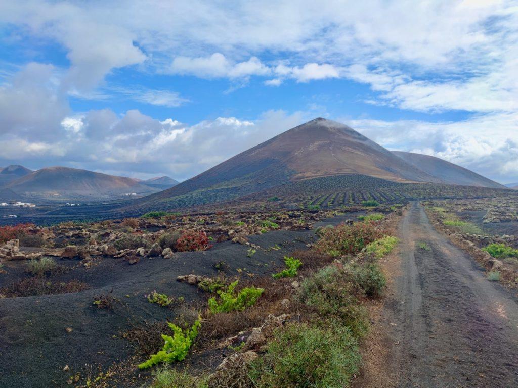montaña Guardilama Lanzarote